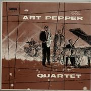 Click here for more info about 'The Art Pepper Quartet - 2nd'