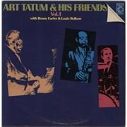 Click here for more info about 'Art Tatum - Art Tatum & His Friends Vol. 1'