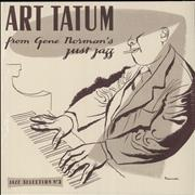 Click here for more info about 'Art Tatum - From Gene Norman's Just Jazz - Sealed'