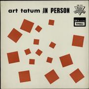Click here for more info about 'Art Tatum - In Person'