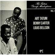 Click here for more info about 'Art Tatum - The Tatum Group Masterpieces - Tatum, Carter & Bellson Vol 2'