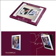 "Click here for more info about 'Art Vinyl/Artvinyl Play & Display Album Flip Frame - White Play & Display Album & 12"" Flip Frame - Single'"