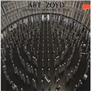 Art Zoyd Generation Sans Futur France vinyl LP
