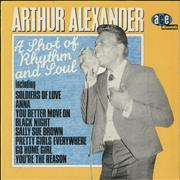 Click here for more info about 'Arthur Alexander - A Shot Of Rhythm And Soul'