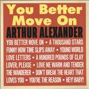 Click here for more info about 'Arthur Alexander - You Better Move On - Sealed'