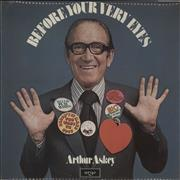 Click here for more info about 'Arthur Askey - Before Your Very Eyes'