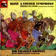Click here for more info about 'Arthur Bliss - A Colour Symphony & Things to Come'