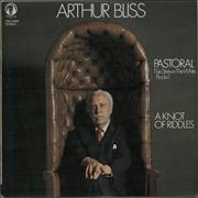 Click here for more info about 'Arthur Bliss - Pastoral ('Lie Strewn The White Flocks') / A Knot Of Riddles'