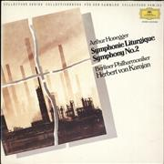 Click here for more info about 'Arthur Honegger - Symphonie Liturgique & Symphonie Nr. 2'