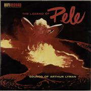 Click here for more info about 'Arthur Lyman - Legend Of Pele'