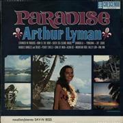 Click here for more info about 'Arthur Lyman - Paradise'