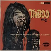 Click here for more info about 'Arthur Lyman - Taboo Vol. 2 - 2nd'