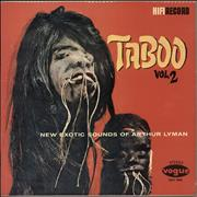Click here for more info about 'Arthur Lyman - Taboo Vol. 2'