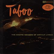 Click here for more info about 'Arthur Lyman - Taboo'