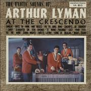 Click here for more info about 'Arthur Lyman - The Exotic Sounds Of Arthur Lyman At The Crescendo'