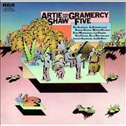 Click here for more info about 'Artie Shaw And His Gramercy Five'
