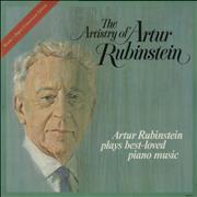 Click here for more info about 'The Artistry Of Artur Rubinstein'