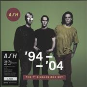 "Click here for more info about 'Ash - '94 - '04: The 7"" Singles Box Set'"