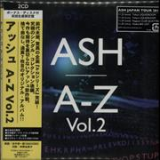 Click here for more info about 'Ash - A-Z Vol.2'