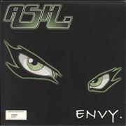 Click here for more info about 'Ash - Envy EP'