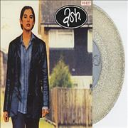 Click here for more info about 'Ash - Goldfinger - Glitter Vinyl'