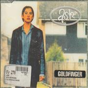 Click here for more info about 'Ash - Goldfinger'