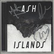 Click here for more info about 'Ash - Islands - Fully Autographed'