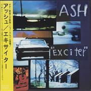 Click here for more info about 'Ash (Japanese) - Exciter'