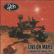 Click here for more info about 'Ash - Live On Mars - London Astoria 1997 - Red vinyl'
