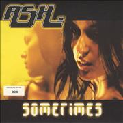 Click here for more info about 'Ash - Sometimes - Doublepack'