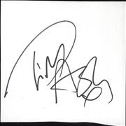 Click here for more info about 'Ash - Tim Wheeler Autograph'