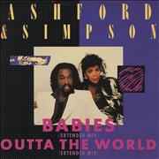 Click here for more info about 'Ashford & Simpson - Babies'