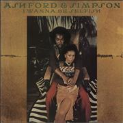Click here for more info about 'Ashford & Simpson - I Wanna Be Selfish'