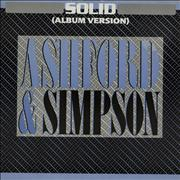 Click here for more info about 'Ashford & Simpson - Solid - Album Version'