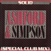 Click here for more info about 'Ashford & Simpson - Solid - Factory Sample'
