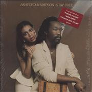 Click here for more info about 'Ashford & Simpson - Stay Free'