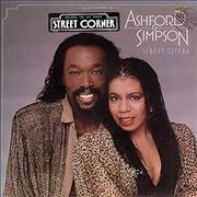 Click here for more info about 'Ashford & Simpson - Street Opera - Gold promo stamped'