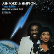 Click here for more info about 'Ashford & Simpson - Time Talkin''