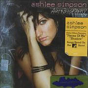 Click here for more info about 'Ashlee Simpson - Autobiography + Belt'