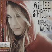 Click here for more info about 'Ashlee Simpson - Bittersweet World'