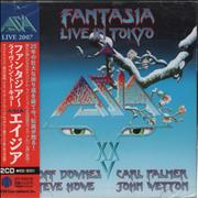 Click here for more info about 'Asia - Fantasia Live In Tokyo'