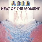 Click here for more info about 'Asia - Heat Of The Moment'