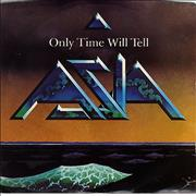 Click here for more info about 'Asia - Only Time Will Tell'