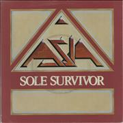 Click here for more info about 'Asia - Sole Survivor'