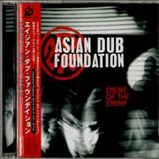 Click here for more info about 'Asian Dub Foundation - Enemy Of The Enemy'