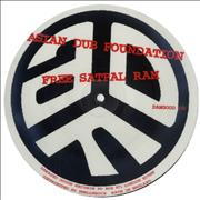 Click here for more info about 'Asian Dub Foundation - Free Satpal Ram / Paranoid - Picture Disc'