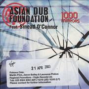 Click here for more info about 'Asian Dub Foundation - One Thousand Mirrors'