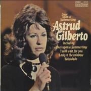 Click here for more info about 'Astrud Gilberto - Once Upon A Summertime'