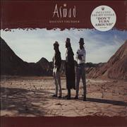 Click here for more info about 'Aswad - Distant Thunder - Sealed'