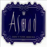 Click here for more info about 'Aswad - Don't Turn Around'